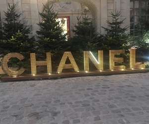 chanel and lights image