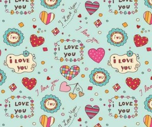 pattern and love image