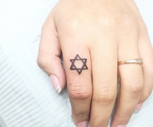girl, meaningful, and jewish image