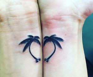 girl, heart, and meaningful image