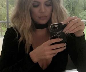celebrity, kim kardashian, and khloe kardashian image