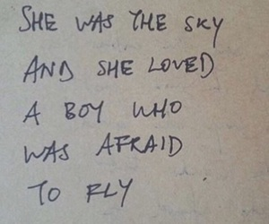 quotes, love, and fly image
