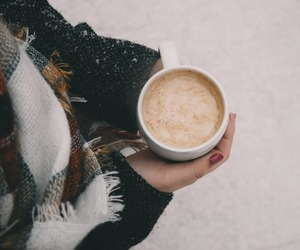 coffee and winter image