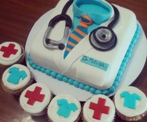 anatomia, cake, and cakes image