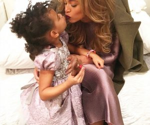 beyoncé, blue ivy, and blue image