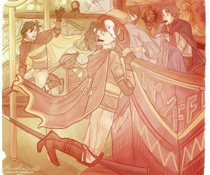 harry potter, quidditch, and james potter image