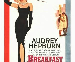 audrey hepburn, Breakfast at Tiffany's, and vintage image