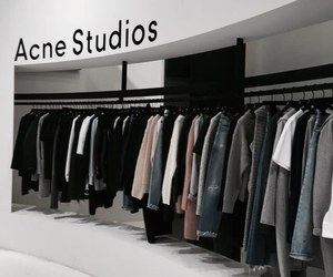 fashion, clothes, and acne studios image