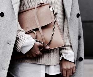 fashion, grey, and outfits image