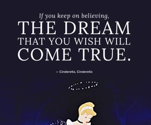 cinderella, disney, and quotes image