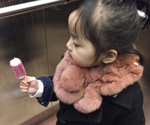 baby, kwon yuli, and korean image