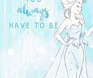 background, disney, and frozen image