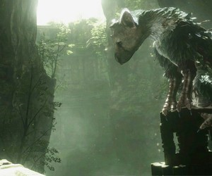 game, trico, and the last guardian image