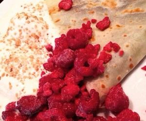 berry, desert, and dessert image