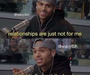 chris brown and deadass image