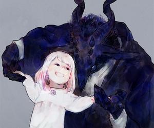 anime and totsukuni no shoujo image