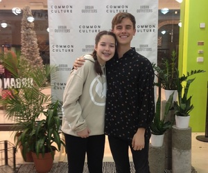 minnesota, meet and greet, and connor franta image