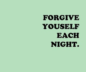 quotes, forgive, and green image