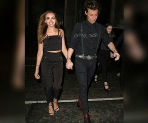 jade, jade thirlwall, and Harry Styles image