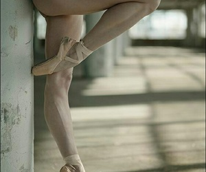 photo, shoes, and ballet image