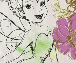 art, disney, and fairy image
