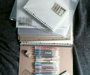 school and stationery image