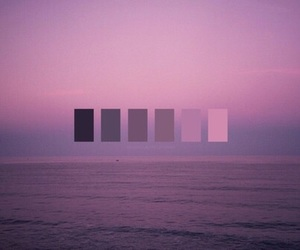 purple, pink, and ocean image