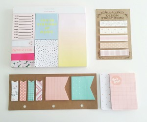 college, school, and planner image