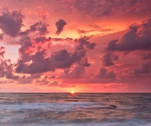 beach, beautiful, and places image