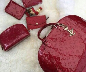 expensive, Louis Vuitton, and red image