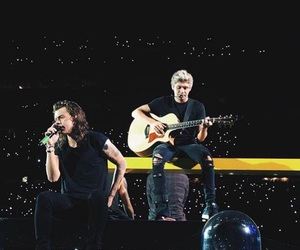 one direction, niall, and harry image