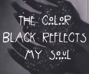 black, soul, and american horror story image