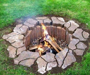 fire pit image