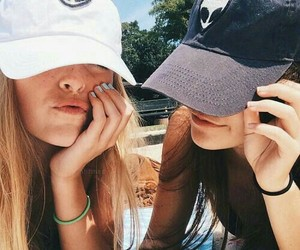 friends, tumblr, and summer image