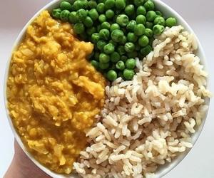 amazing, bowl, and food image
