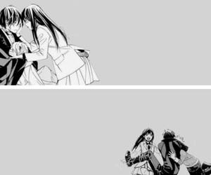 god of war, manga, and manga girl image