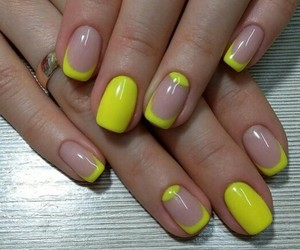 lacquer, manicure, and nail art image