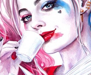 beautiful, girl, and suicide squad image