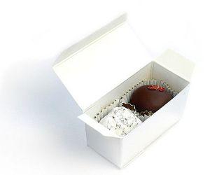 box, food, and chocolate image