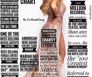gorgeous, icon, and Mariah Carey image