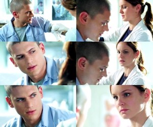 misa, prison break, and sara image