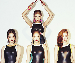 wonder girls, sunmi, and yeeun image