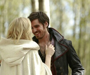 captain swan, ️ouat, and emma swan image