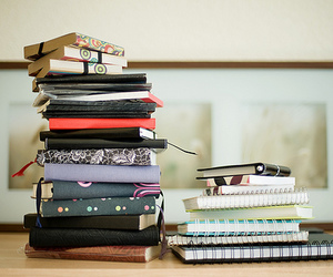 books and journals image