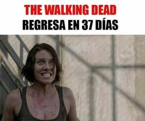 the walking dead, lauren cohan, and season 7 image