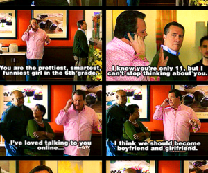 funny, tumblr, and tv image