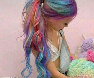 colors, 💜, and 🌈 image