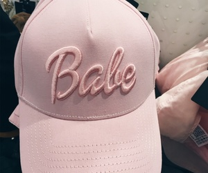 pink, fashion, and babe image