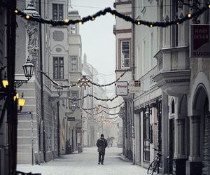 germany and snow image