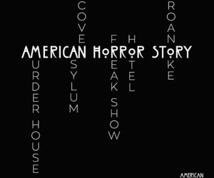 american horror story, asylum, and freak show image